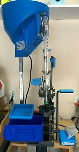 Dillon Super 1050 Reloading Press 9mm with powder check and extras.