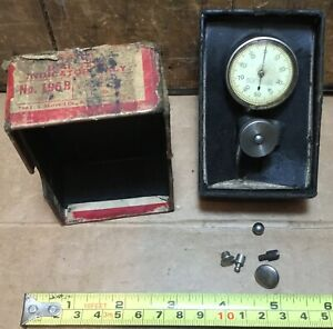 Kent Moore Dial Test Indicator Extra Points In A Starrett Box