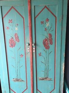 Antique Armoire Closet