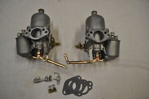 Mga 1500 Su H4 Pair Rebuilt Carburetors