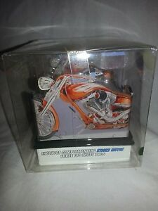 Sticky Note Holder Motorcycle Theme Acrylic Holder 3 100 Sheets Made In Usa