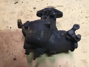 Case Tractor Carburetor Dc D Do Di Carburetor