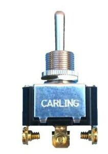 Carling Technologies 6fc54 73xg on off on 3 Prong