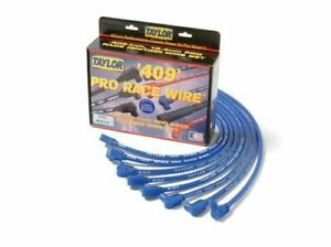 Taylor 409 Pro Race Spiro Wound 10 4mm Spark Plug Wire 79271