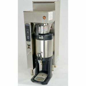 Fetco Cbs 2041e Extractor 1 Gal Automatic Coffee Brewer Luxus L3s 10 Server