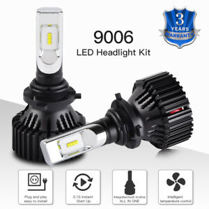 Bevinsee 9006 Led Car Headlight Low Beam Kit For Toyota Camry Corolla Matrix