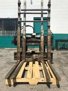 Cascade Single Double Forklift Attachment
