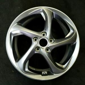 17 17x7 Hyundai Veloster 2019 Oem Factory Alloy Wheel Rim Take Off 52910 J3050