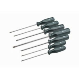7 Pc Torx Screwdriver Set Skt86323 Brand New