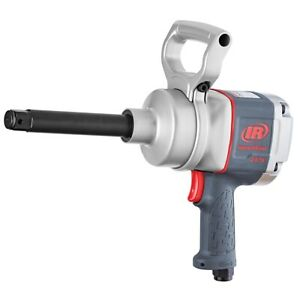 1 Drive Pistol Grip Impact Wrench With 6 Anvil Irt2175max 6 Brand New