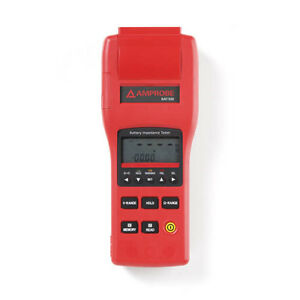Amprobe Bat500 Battery Capacity impedance Tester