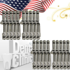 20 dental Health Matrix Tofflemire Retainer Universal Bands Stainless Steel Tool
