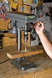 Drill Press Table Top Tilt Table Garage Shop Metal Art Wood Working Diy Repairs