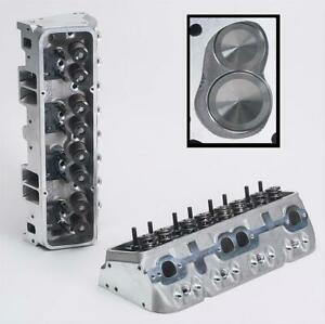 Brodix Cylinder Heads Ik 180 Cylinder Heads For Small Block Chevy Ik 180 Pkg