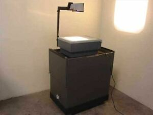 Egan 3m 905d Visual Lcd Overhead Projector Cabinet S2pm