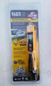 Klein Tools Ncvt 4ir Non contact Voltage Tester With Infrared Thermometer
