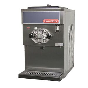 Saniserve Soft Serve Machine Model 401 Soft Serve Frozen Drink Machine