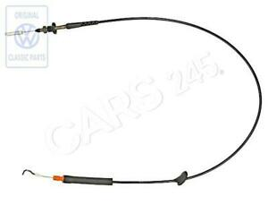Genuine Vw Seat Golf Jetta Accelator Cable Mk2 Automatic Rhd 192723555