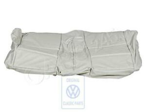 Genuine Vw Golf Cabriolet Seat Cover Leather Leatherette 1e0885405cctj