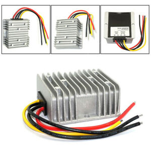 Voltage Stabilizer Dc 8v 40v To 12v 10a 120w Dc dc Power Converters Regulator