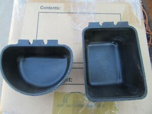 D95 Bird Feeder Chick Waterer Lot Of 24 Cage Style Poultry Cup