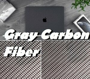 1 X Gray Carbon Fiber Hydrographics Film Water Transfer Printing 0 5 10m Glossy