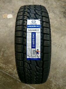 245 65r17 Leao Tire Lionsport A t 111t set Of 4