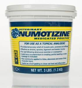 Numotizine Medicated Poultice 3 Lb