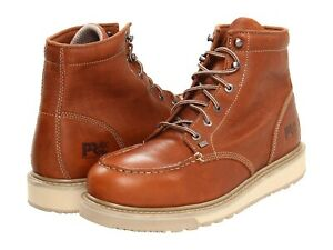 Timberland Pro Barstow Wedge Mens Brown Casual Soft Toe Tb089647214 Work Boots
