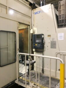 Makino Mcf3518 Xr a60 Cnc Hmc Horizontal Machining Center Mag 3