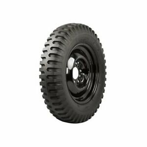 Set Of 4 Coker Firestone Military Tires 7 50 16 Bias Ply Blackwall 682312
