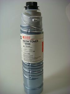 New Lot Of 1 Toner Use In Ricoh Aficio Lanier Gestetner And Savin Copiers