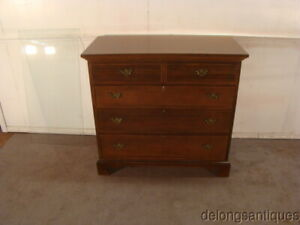 52552 Craftique Solid Mahogany Chest Of Drawers