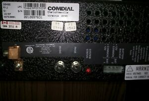 Comdial Phone System Model G0408 Cabinet 4 Lines And 8 Stations