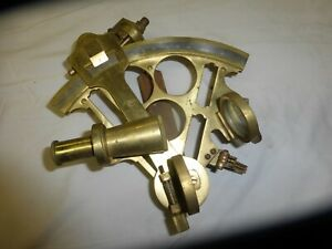Marine Sextant Solid Brass
