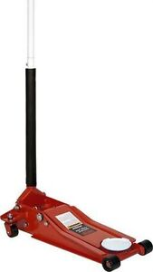 Norco 71233a 2 Ton Double Pump Floor Jack With 2 3 4 Low Lift Height