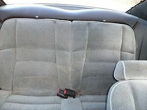95 Ford Mustang Rear Seat 2 Small Burn Holes 115319