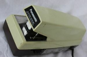 Panasonic As 300 Commercial Electric Stapler Tested Working