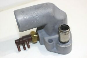 Orig Mustang 1980 Ford 5 0 Muscle Car 302 Thermostat Housing W Vacuum 1981 1985