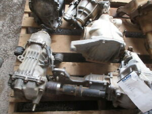 2014 Dodge Durango Rear Differential Carrier Assembly Ratio 19k Oem