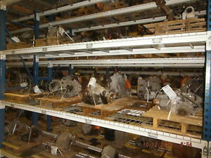 Ford Expedition Rear Carrier Assembly 8k Oem Lkq