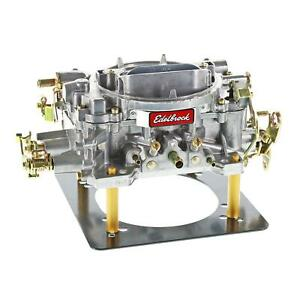 Edelbrock Performer Carburetor 4 Bbl 500 Cfm Air Valve Secondaries 1404