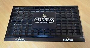 New Large Plastic Drip Tray Draft Beer Tower Kegerator Tap Logo Guinness