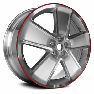 21 Factory Oem Front Alloy Wheel Rim Fits 2012 2015 Chevy Camaro 05549