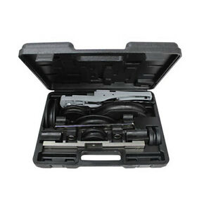 Mastercool 70080 ratchet Style Tube Bender Kit bends Up To 1 1 8