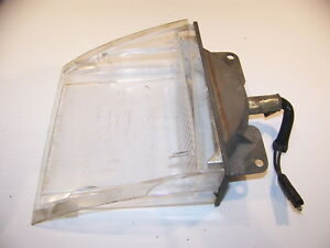 1970 Plymouth Cuda Barracuda Front Parking Light Assembly Oem Lh 3403081