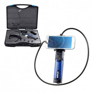 Wohler Ve200 7792 Video Endoscope With Snapshot And Video 1 2m Gooseneck