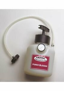 Motive Products 0106 Power Brake Bleeder 2 Qt Capacity Ford Kit