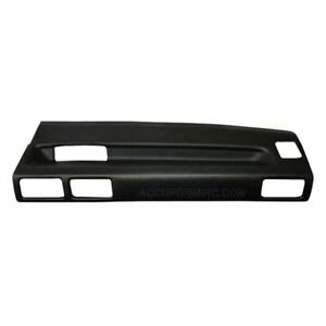 Toyota Corolla Molded Dash Cap Cover 4 Door Sedan Wagon Fx Fx16 1984 87