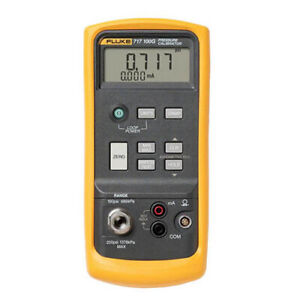 Fluke 717 100g Pressure Calibrator 12 To 100 Psi 05 Accuracy